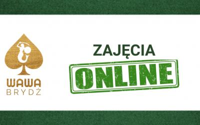 WawaBrydż on-line – turnieje, zajęcia, wykłady