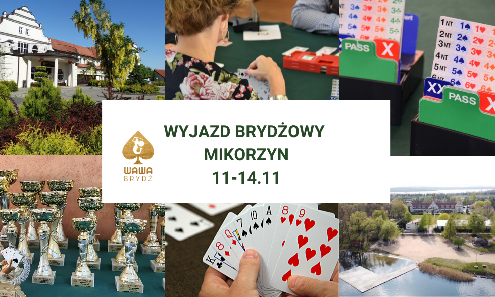 Wyjazd do Mikorzyna 11-14 listopada
