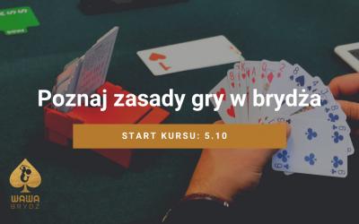 Poznaj zasady gry – kurs brydża